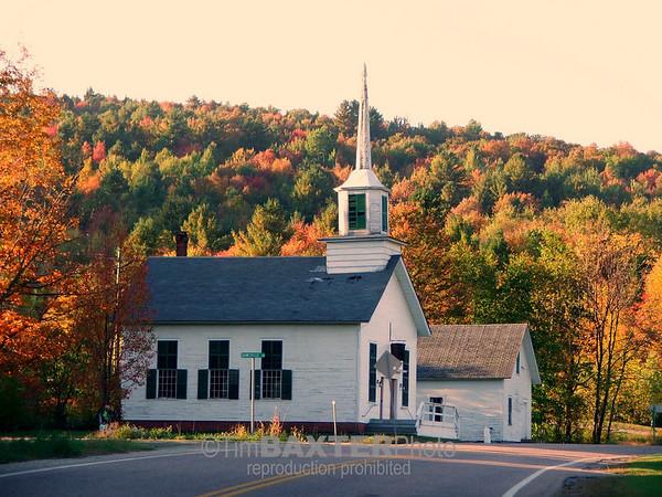 Vermont Church