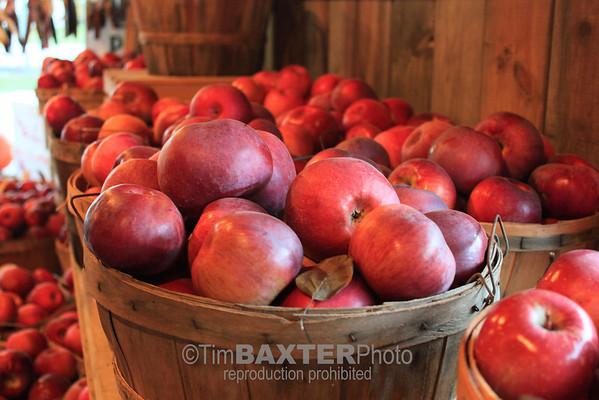 Western New York apples