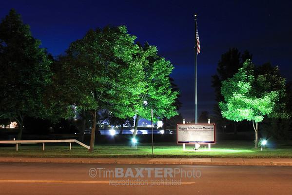 Future Home of the Niagara Falls Veterans Memorial